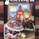 Design Originals 1994 Pattern Booklet Punch Quilting II No.2474
