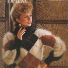 Emu Filigree Deluxe Fashion Hand Knits Pattern Booklet 11 Designs