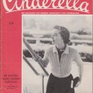 Cinderella The Magazine for Modern Needlecraft and Homemaking March 1955 Vol. 1 Number 4