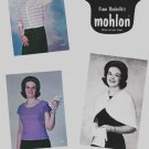 6 Easy To Make Fashions of Rochelle's Mohlon Vintage Pattern Leaflet #6