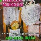 Magic Crochet Magazine Issue August 1996 Number 103