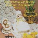 Crocheted Favorites & Originals of Jessie Abularach Volume 4