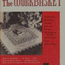 The Workbasket Vintage Craft Magazine November 1960 Volume 26 Number 2