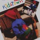 Yarns Brunswick Kidstown 1992 Knitting Pattern Book Volume 923