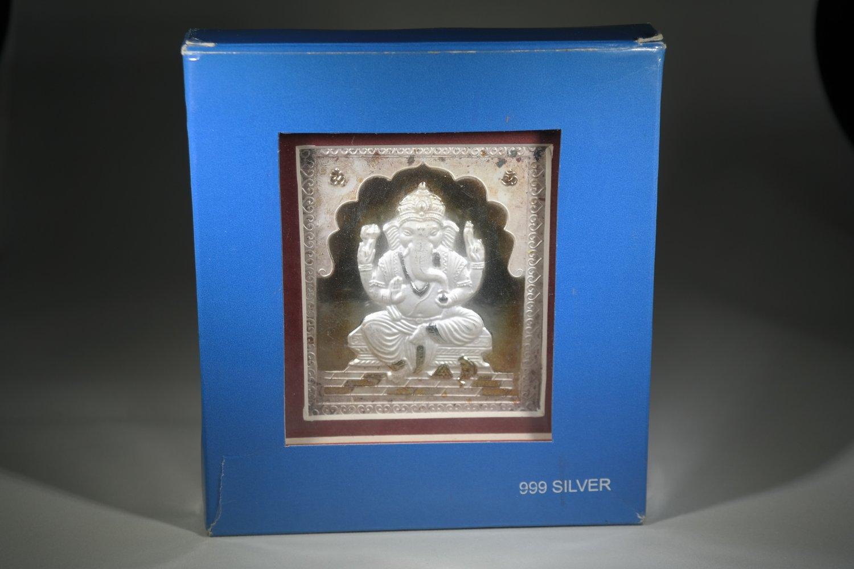 Ganesh 3D wall frame Decorative Showpiece