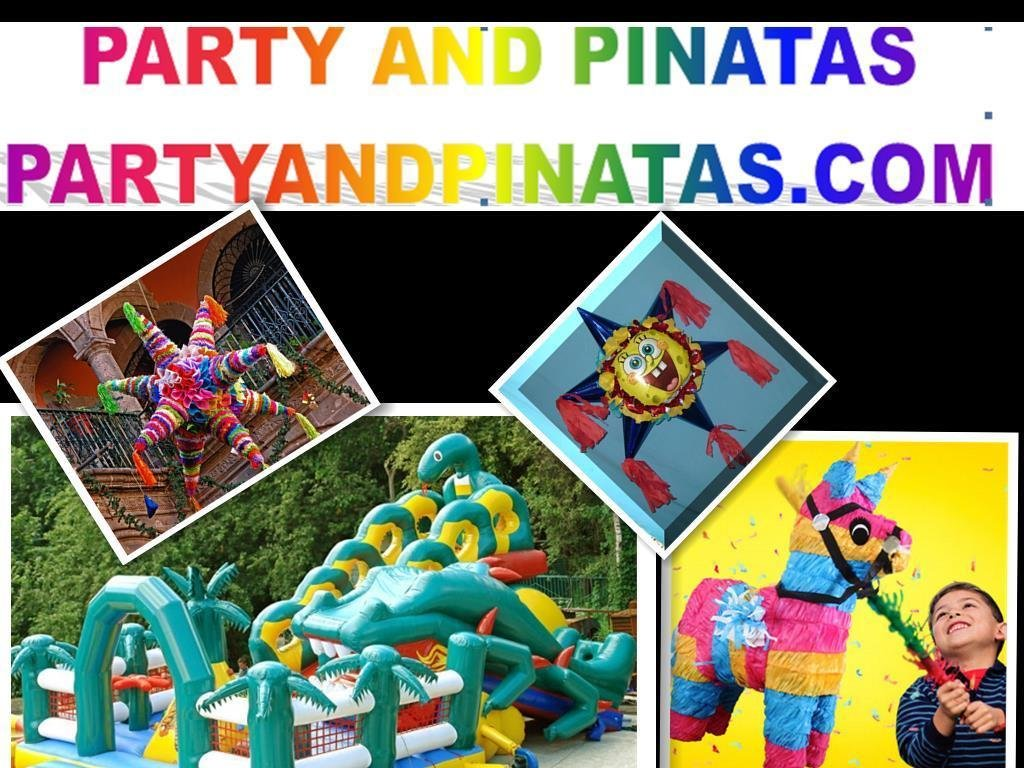PARTYANDPINATAS.COM- DOMAIN NAME-NO ENCUMBRANCES - GREAT NAME 4 FAST SALE
