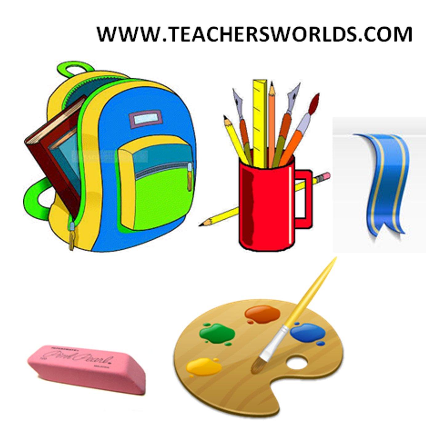 TEACHERSWORLDS.COM-DOMAIN NAME-NO ENCUMBRANCES - START YOUR SUPPLIES SALES