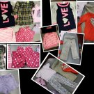 4T-5T-LOT #3 -IS 10 PCS MIXED CLOTHINGS FOR GIRLS 4T-5T L@@K!!