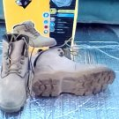 SZ 9.5 HERMAN SURVIVAL SHOES HARD WORKING MAN HEAVY DUTY BOOTS 100% LEATHER