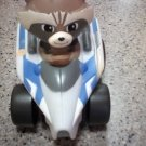 2012 MARVEL PERFECT TOYS SINGLE DRIVER WITH TEDDY SONIC STYLE CAR L@@K!!