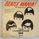 Beatle Mania record album