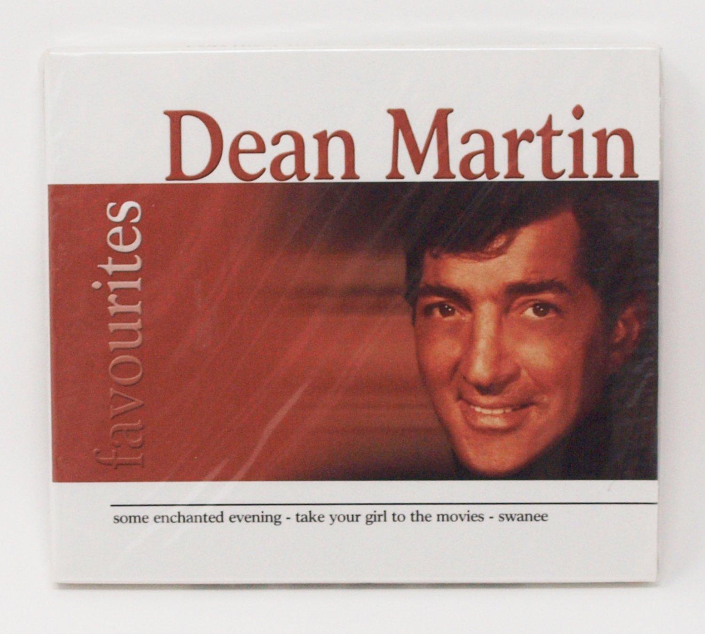 Dean Martin Favourites, 2005 Luxury Multimedia LTD., 16 Tracks, NEW