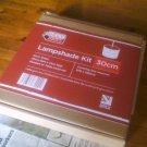30cm Diameter lampshade kit  uk seller get it fast in time for christmas