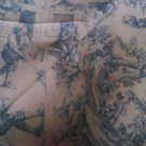 fabric lumber blue  uk seller get it fast