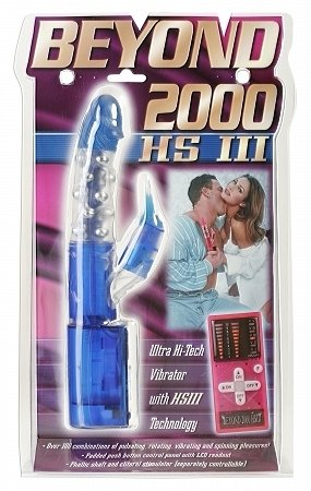 Beyond 2000 HS3-Multi-Function Vibe Blue