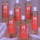 Making love massage oil vanilla