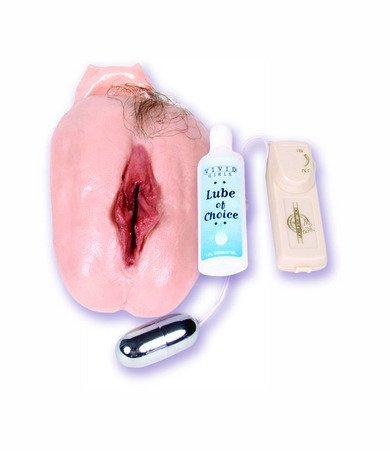 Christy Canyon ultra realistic vagina