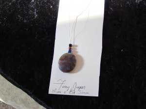Lapis Red & Fancy Jasper