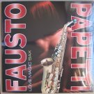 PAPETTI FAUSTO Love Magic Sax 2018 LP Sealed Nikitin Russian Edition