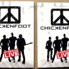 CHICKENFOOT Get Your Buzz On Live DVD 2010