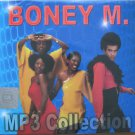 BONEY M MP3 Collection DJ Pack three gatefold