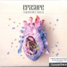 ERASURE Tomorrow's World 2011 DJ PACK Gatefold Russian Edition DJ Pack