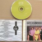 THE ANDREWS SISTERS 50 Anniversary Collection Vol 1 & 2 Russian Edition RARE