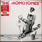 THE MONOTONES 1982 LP (Deluxe Edition) Russian Edition MiruMir