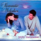 Various - Romantic Melodies - 70's Ballads CD Rare Russian Edition 2004