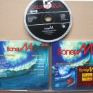BONEY M Oceans Of Fantasy 1979 Single Hits CD Maximum Rare Russian Edition