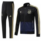 AFC Ajax Black Jacket Suit 2018-2019