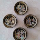 Ancient Greece Ceramic Magnets, kitchen magnets, fridge magnets, magnets set, magnets for boards