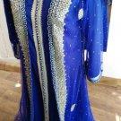 Dubai kaftan moroccan caftan women's dress maxi farasha takchita jilbab jalabiya