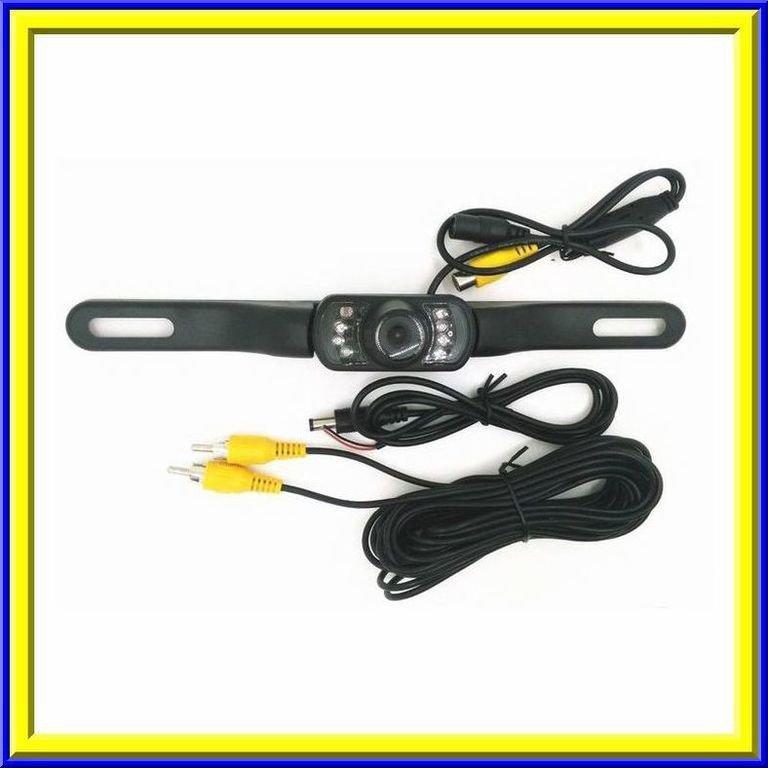 Waterproof 7 LED CMOS Car Rear View Reverse Backup Camera Parking Night Vision
