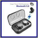 Mini TWS twins true wireless bluetooth 5.0 headset stereo earphones earbuds 3d