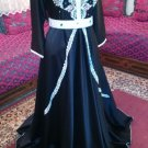 kaftan moroccan caftan women's dress maxi farasha takchita