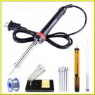 Electronic Soldering Iron 60W With Light Heat Pencil Digital Soldering Iron Weld