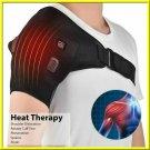 Heat Therapy Shoulder Brace Adjustable Shoulder Heating Pad for Frozen Shoulder