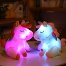60cm LED Plush Light Up Toys Unicorn Stuffed Animals Plush Cute Pony Horse Gifts