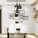 Self adhesive Waterproof TV Background Brick Wallpapers 3D Wall Sticker Living