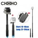 Self Selfie Stick Handheld Waterproof Monopod + Remote Case for Go pro HERO 6 5