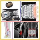 Health Brace Support Belt Care Physio Decompression Back Relief Waist Lumbar
