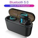 Bluetooth 5.0 Earphones TWS Wireless Headphones Blutooth Earphone Handsfree