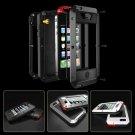 Waterproof Shockproof Aluminum Gorilla Metal Cover Case For iPhone 5 5s SE