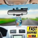 Car Rearview Mirror Mount Mobile Phone Holders & Stands Universal Holder for GPS