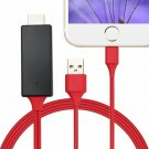 HDMI Cable HDMI to Micro USB Adapter AV HD TV Converter For Lightning iPhone