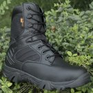 Military Tactical Mens Boots Special Force Leather Waterproof Desert Combat