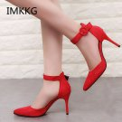 Pointed Toe Office Shoes Women's Fashion