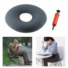 New Inflatable Round Cushion Seat Cushion Medical Hemorrhoid Pillow Sitting