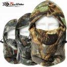 Cap Winter Face And Neck Warmers Fleece Camouflage Cap Balaclava Trekking